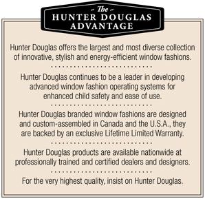 Hunter Douglas Advantage