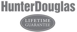 HunterDouglas Guarantee